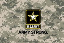 Army Strong / by Sarah Leon