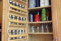 Kitchen Organization / by Michelle Archambeau Rippo