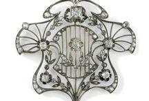 Art Nouveau  / by Fran Klaas
