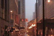 My chi-town  / by Jourdyn Warth