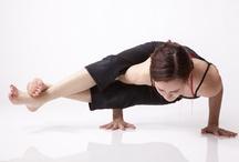 yoga / by Holly C