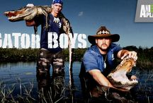 Gator boys / I'm a #1 fan of these guys! / by Eunice Coleman