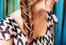 hair / by Nikki Brodbeck