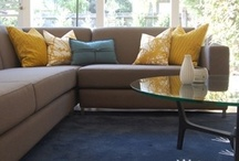 Living Room / by Jenn Hoffman