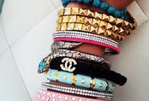 Jewelery / by Olivia Lyon