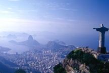 Brasil / Olha que coisa mais linda, mais cheia de graça!! ♥ / by Bella Morais