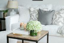 Interior Design: Living Space / by Julia Vogel