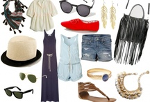 Style // Music Festival Chic / Music festival-ready attire.  / by Hillary Brown
