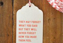 Teacher gifts / by Amy Wilson