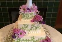 Wedding Cakes / How sweet it is! Your wedding cake should reflect your own unique style. / by The Settlers Inn
