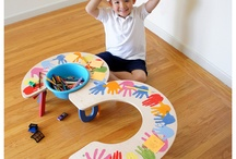 Crazy Fun Activity Tables / by Sweet Retreat Kids