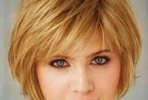 short hair ideas / by Anne Roddewig
