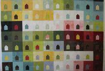 Quilt casas / by Luz Rodríguez