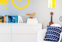 toddler bedroom / by Abbie Miller Reed