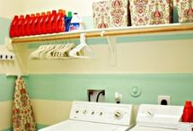 Laundry Room Makeover / by Marianne Hutchins-Mejia