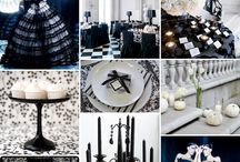 Black & White Inpiration / by Cloud Nine Events & Accessories