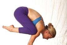 Yoga & healthy living / by Kayci Schoon