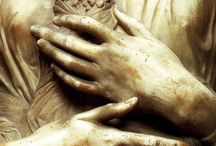 Art Stone Sculptures / Fine art sculptures made of stone / by Martha Smith Ⓥ