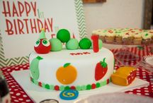 Hungry caterpillar party / by Krista Browning