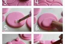 Cake Decoration   Fondant / by Leilani Uy