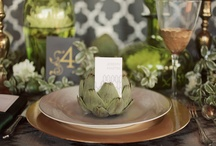 A Colorful Affair: Green / by Dogwood Events