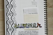 Journaling / by Caylah Rose
