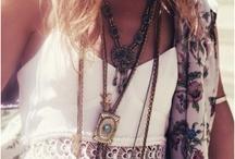 Bohemian Style / Bohemian, Hobo, Hippie / by Roxanne