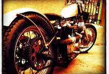 Motorcycles / by Josh Fitch