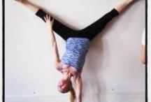 yoga / by Athena Weisman