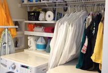 Laundry Room Organization / by Rubbermaid