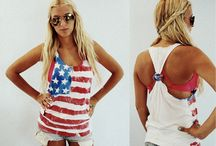 4th of July/ Wefest ideas  / by Rachel Downey