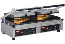 Product Category: Light Cooking Equipment / Cook, grill and finish foods quickly with our line of Hatco Light Cooking Equipment. Our Multi Contact Grill gives you the flexibility of grilling all kinds of foods; and our countertop and wall mounted Thermo-Finishers are easy to use and program. / by Hatco Corporation