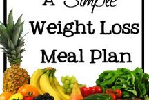 Weight loss / by Margie Mellon