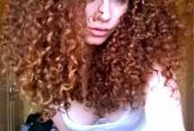 Curly Hair Passion / by A C
