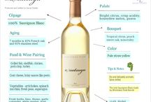 Wine Infographics / Visual graphics explaining the cepage, aging, and details of our wine. / by Kenzo Estate