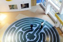 Environmental graphics and wayfinding / by Rose Gonnella
