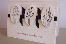 Black & White cards / by Sue Melchione