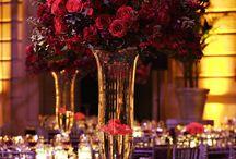 Wedding Flower Ideas / Gatsby Wedding  / by Yari