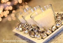 Holiday decorations  / by Erin Stack
