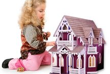Dollhouses for Adults / by Maryan Pelland