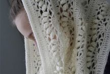 Knitting: Scarves / by Aviva Schnoll
