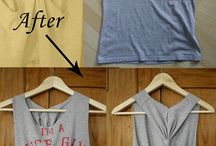 Clothing DIY / by Grace Pulliam