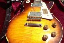 Guitars / by Rick Salazar