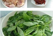 Asian recipe / by Iris Wu