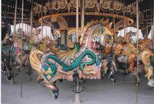 carousels / by Laura Sobran Drahozal