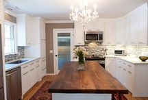 Kitchen / by Krystine Edwards