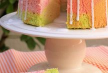 Cakes / by Angela Stewart