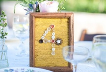 table numbers / by Oh Lovely Day®