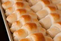breads, rolls.... / by Becky Diane