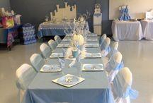 Cinderella birthday party / by Sheria Richards